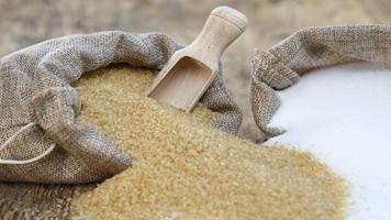 Sugar off five-week high as Brazilian real falls
